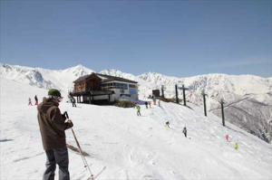 白馬スキー5