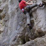 マルチピッチと石灰岩